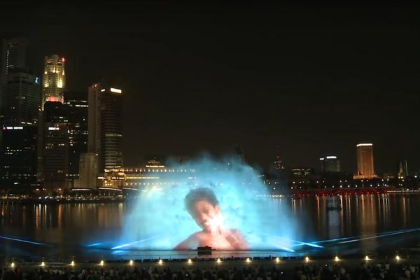 10 Best 3d Water Projections Jcdecaux Group