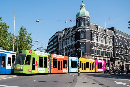 Trams & buses | JCDecaux Group