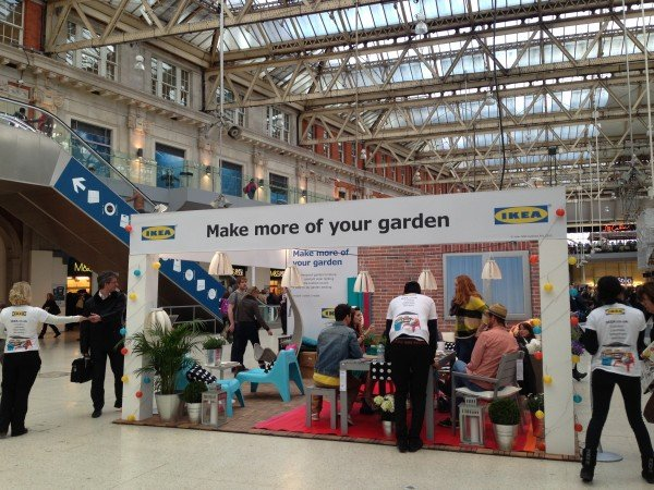 Get Organised 5 Examples Of Ikea S Innovative Use Of Outdoor Advertising