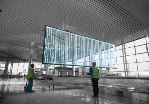 Guangzhou Baiyun Airport T2 reaches new heights with