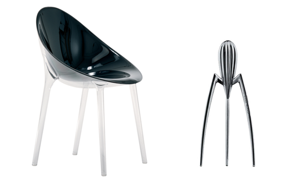 Philippe Starck Affordable Play Outdoor Furniture