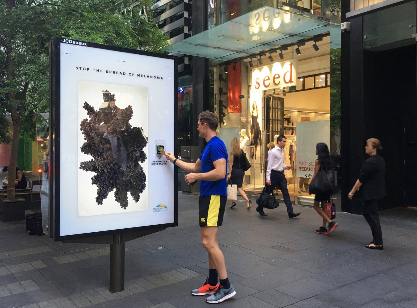 Best Creative Campaigns Of October Contactless Payments