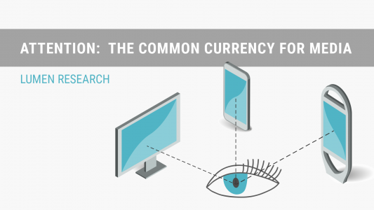 Attention: The Common Currency for Media Whitepaper | Lumen Research & JCDecaux
