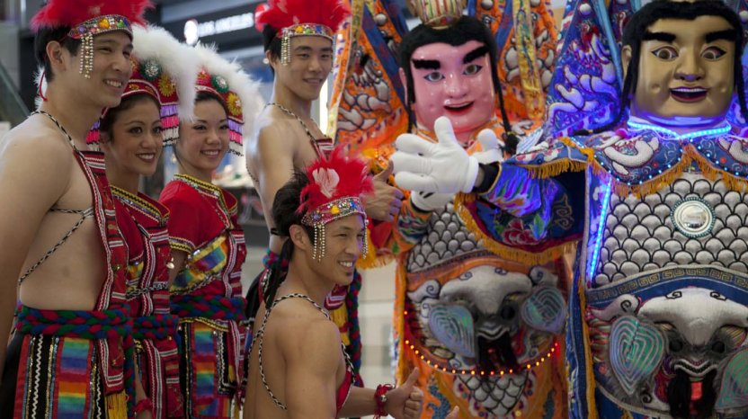 Taiwan experiential tourism campaign in north america 2015