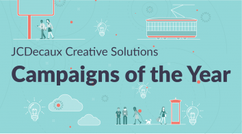 JCDecaux Creative Solutions Campaigns 2016