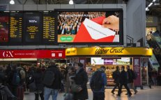 Specsavers reactive DOOH campaign responded to the Oscars mistake
